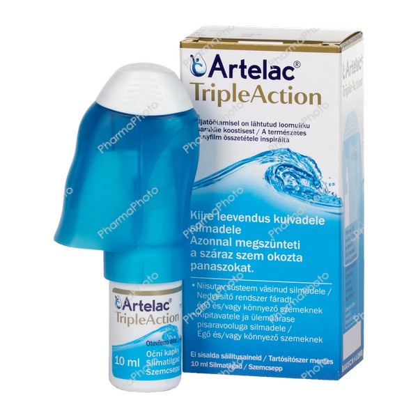 Artelac Triple Action szemcsepp 10ml744805 2017 tn